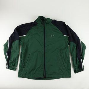 Nike Men Full Zip Windbreaker Jacket A5107